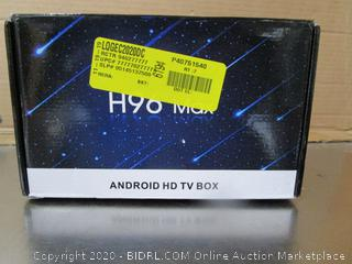 H96 Android HD Tv Box