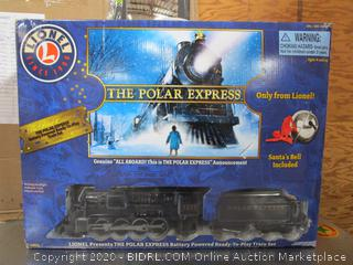 Lionel Christmas Train: The Polar Express