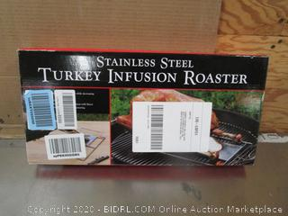 Stainless Steel Turkey Infusion Roaster