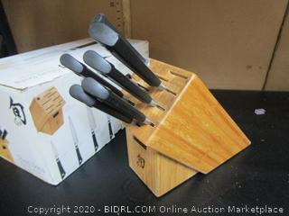 Shun Sora Knife Block Set