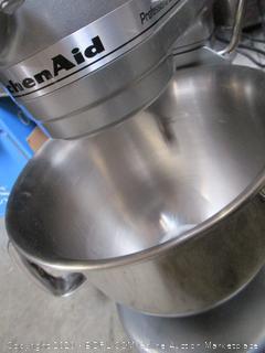 Kitchenaid 6qt Silver Stand Mixer