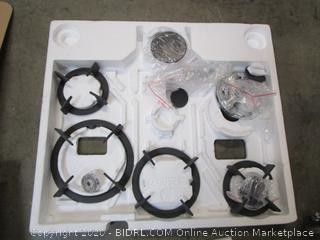 Empava Italy Gas Cooktop Stove Top (retail $260)