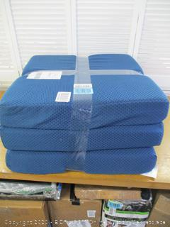 4 Inch Tri Fold Mattress