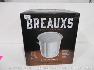 Breauxs 80 Quart Heavy Duty Pot