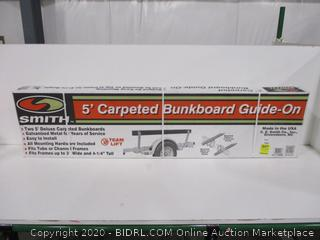 Smith 5' Carpeted Bunkboard Guide-On