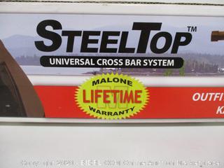 Steel Top Universal Crossbar System