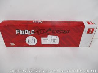 Fiddle STX Lacrosse Game Set