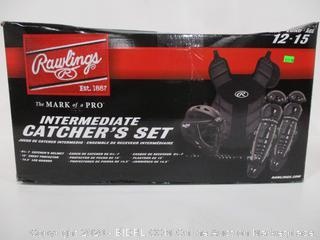 Rawlings Intermediate Catcher's Set