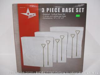 All Star 3 Piece Base Set