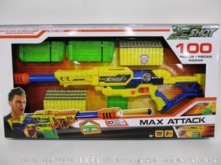 X-Shot Max Attack