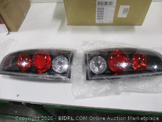 05-08 Toyota Tacoma Taillights