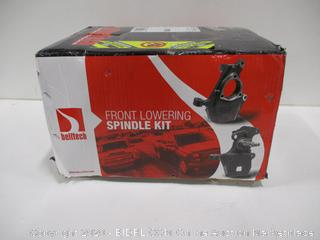 Front Lowering Spindle Kit Box 1 of 2 (Incomplete Set)