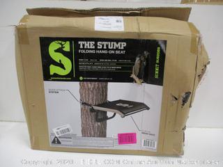 The Stump Folding Hang-On Seat