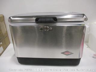 Coleman Steel Belted Cooler
