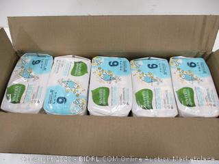 Seventh Generation Size 6 Diapers