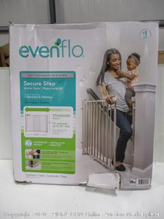 Evenflo Secure Step Metal Gate