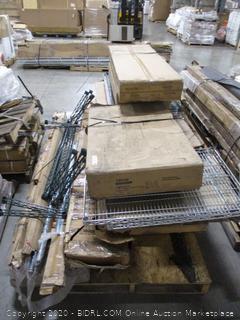 Shelving Pallet Lot