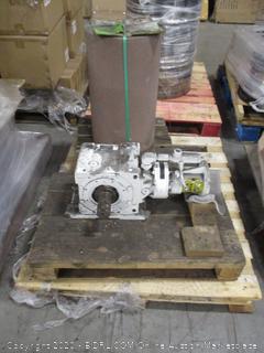 "Sumitomo Drive Technologies Gear Box & Wausau 14"" x 24"" RD Snuffer"