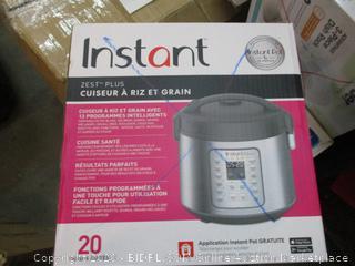 Instant Rice & Grain Cooker