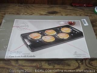 Cast Iron Grill/griddle
