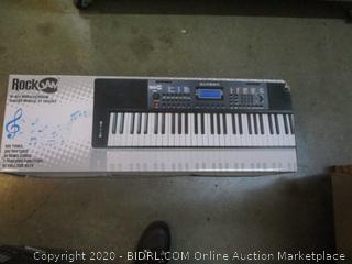 rockJam 61 Key Music Keyboard