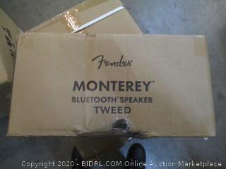 Fender Monterey Bluetooth Speaker tweed