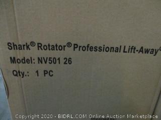 Shark Rotator Professional :oft Away  factory Sealed