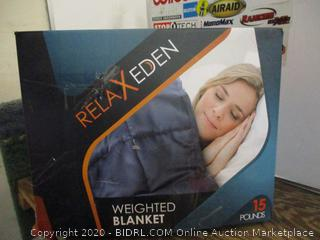 RelaXeden Weighted Blanket