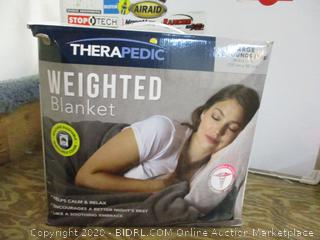 Therapedic Weighted Blanket