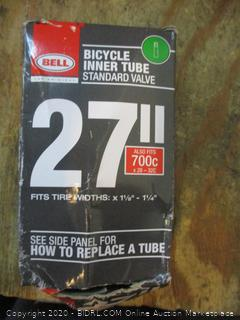 "Bell Bicycle Inner Tube 27"""