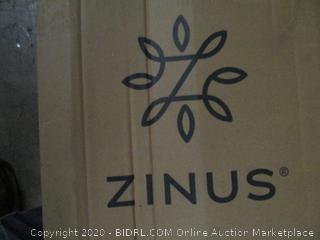 "Zinus Full 8"" Spring Mattress"