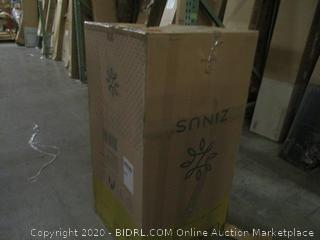 Zinus Cal King Memory foam 12 inch green tea mattress
