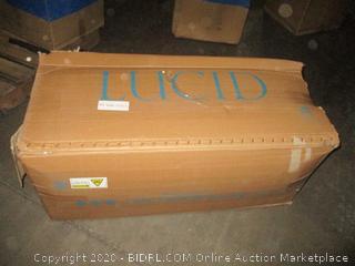 "Lucid 12"" gel Memory foam Mattress full"