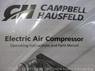Campbell Hausfeld Electric Air Compressor