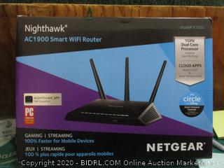 Netgear Smart WiFi Router factory Sealed