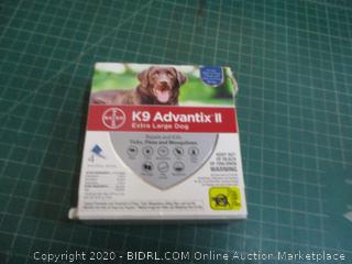 K9 Advantage II Extra Large Dog