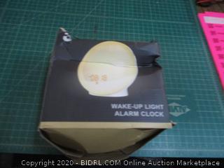 Wake Up Light Alarm Clock