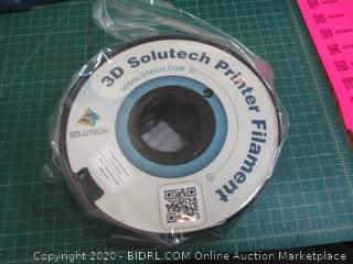 3D Solutech Printer Filament