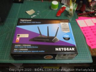 Netgear Smart WiFi Router factory sealed