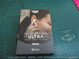 Sharper Image True Wireless Earbuds  Ultra