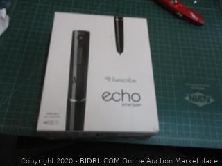 Livescribe echo Smart Pen