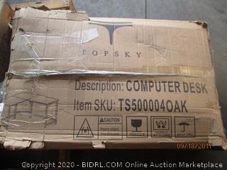 Computer Desk (Box Damaged)