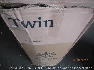 "8"" Spring Mattress Size Twin"