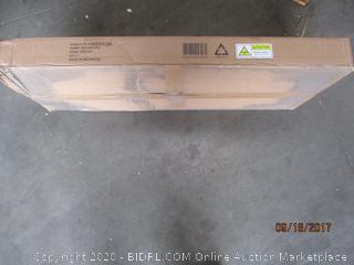 Metal Steel Slat Bed Frame Size Twin (Please Preview)