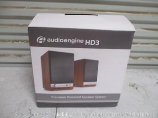 Premium Powered Speaker System