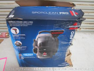 Bissell Spotclean Pro (Box Damage)