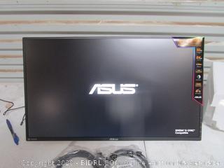 "Gaming Monitor 27"" Wide Screen (Box Damage)"