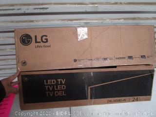 "LG LED 24"" TV (Please Preview)"