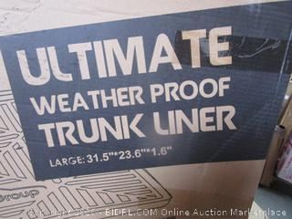 Weather Proof Trunk Liner