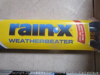 Rain X Wiper Blades (Please Preview)